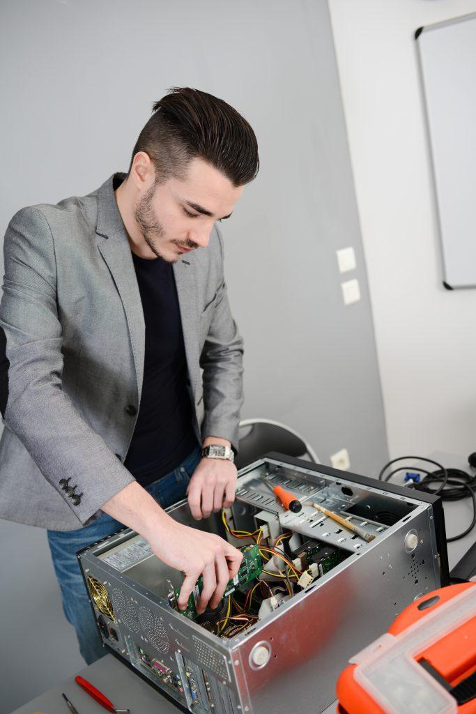 computer reparatie aan huis